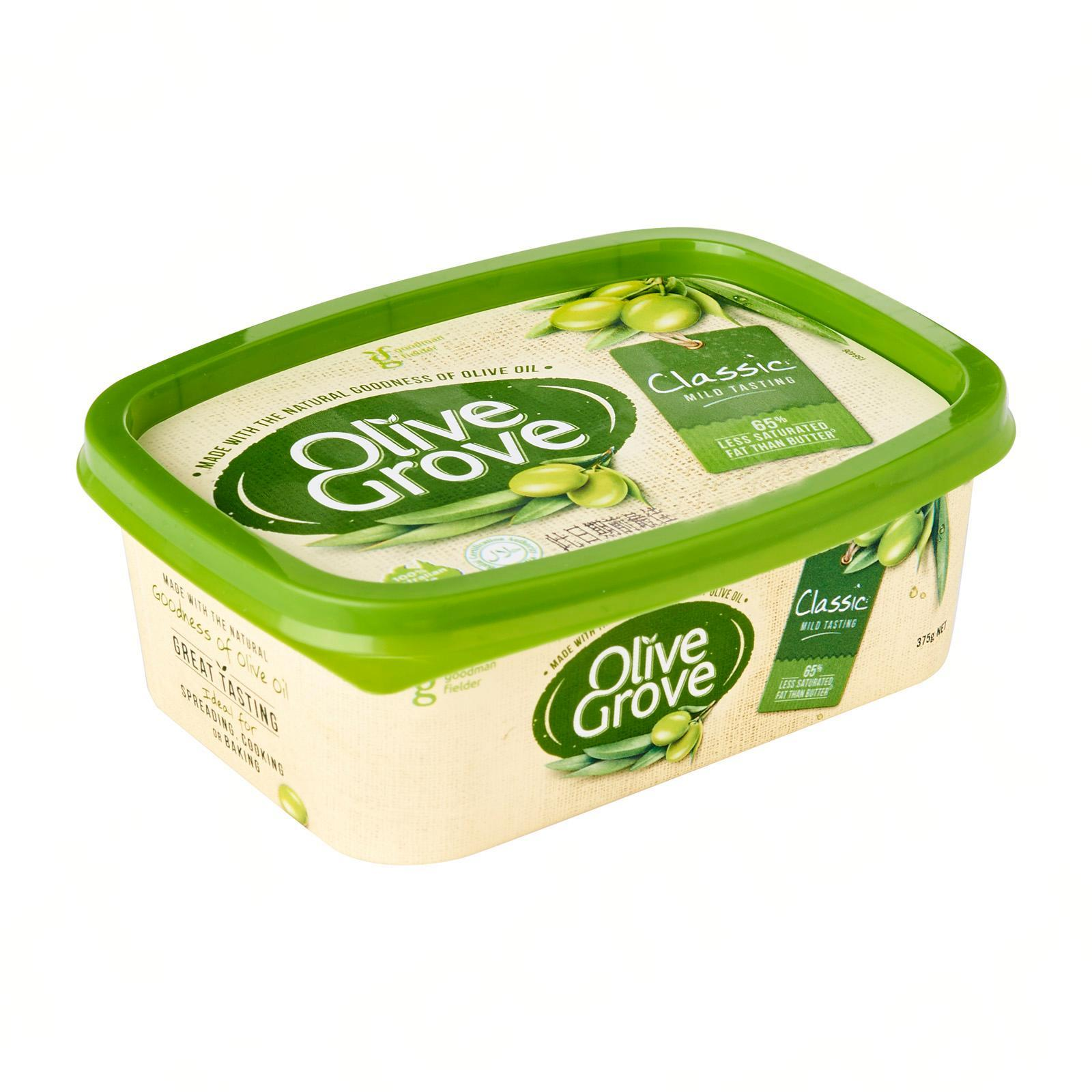 OLIVE GROVE Classic Olive Spread 375g