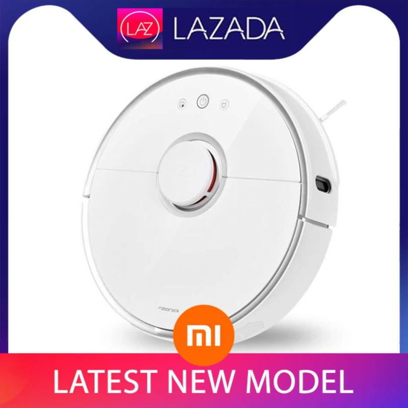 Xiaomi Roborock Robotic Vacuum Cleaner Robot Cleaner with Mopping Sweeping Water Tank Singapore