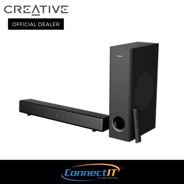 Creative Stage 360 2.1 Soundbar with Dolby Atmos - BT 5.0 - 240W POWER OUTPUT (1 Year Local Warranty) Singapore