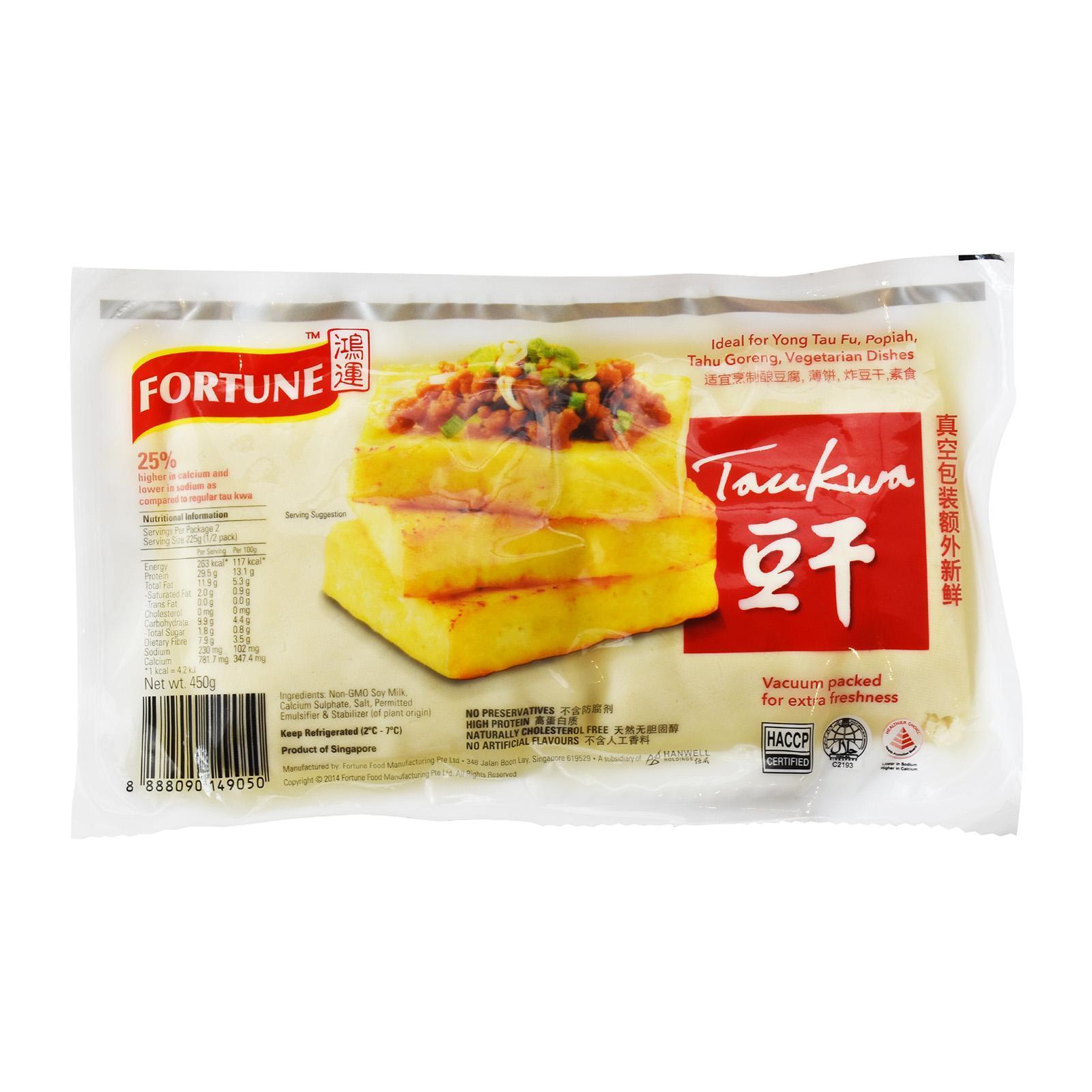 Fortune Tau Kwa 450G