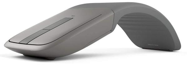 Microsoft Arc Touch Bluetooth Mouse(Black/Silver)