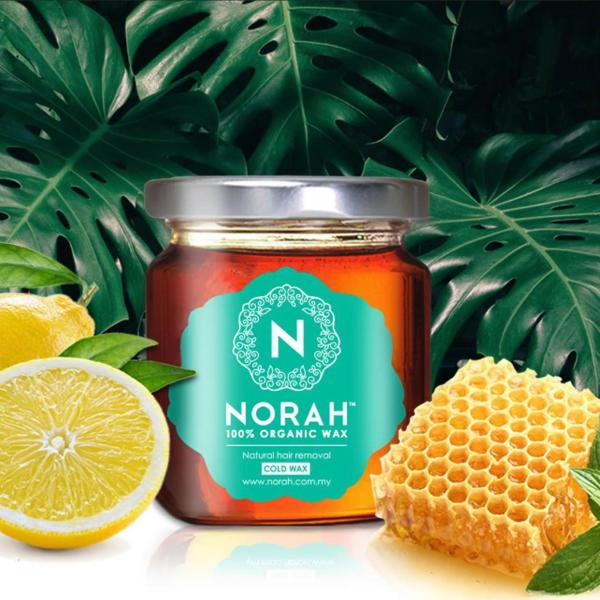 Buy [FREE GIFT 🎁] NORAH Organic Hair Removal Cold Wax Singapore