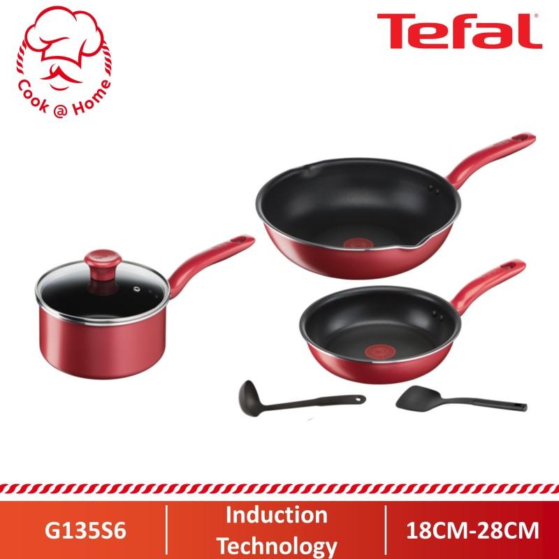 Tefal So Chef 6pcs Set G135S6 Singapore