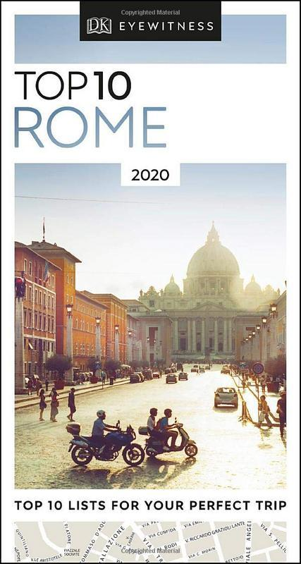 Top 10 Rome (Pocket Travel Guide) by DK