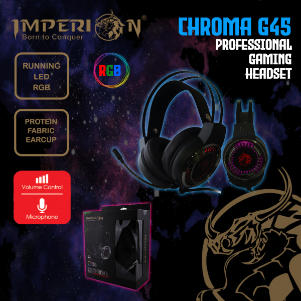 Imperion Gaming Headset Chroma G45