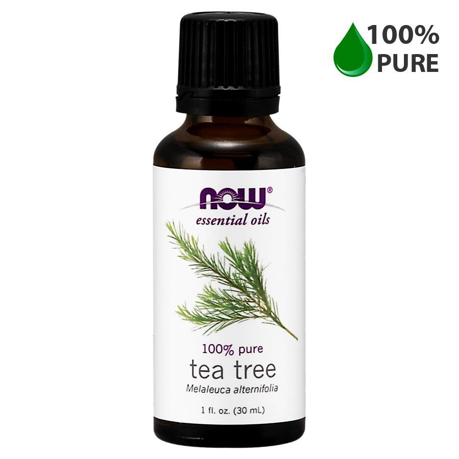 Now Tea Tree Essential Oil 30ml, 100% Pure