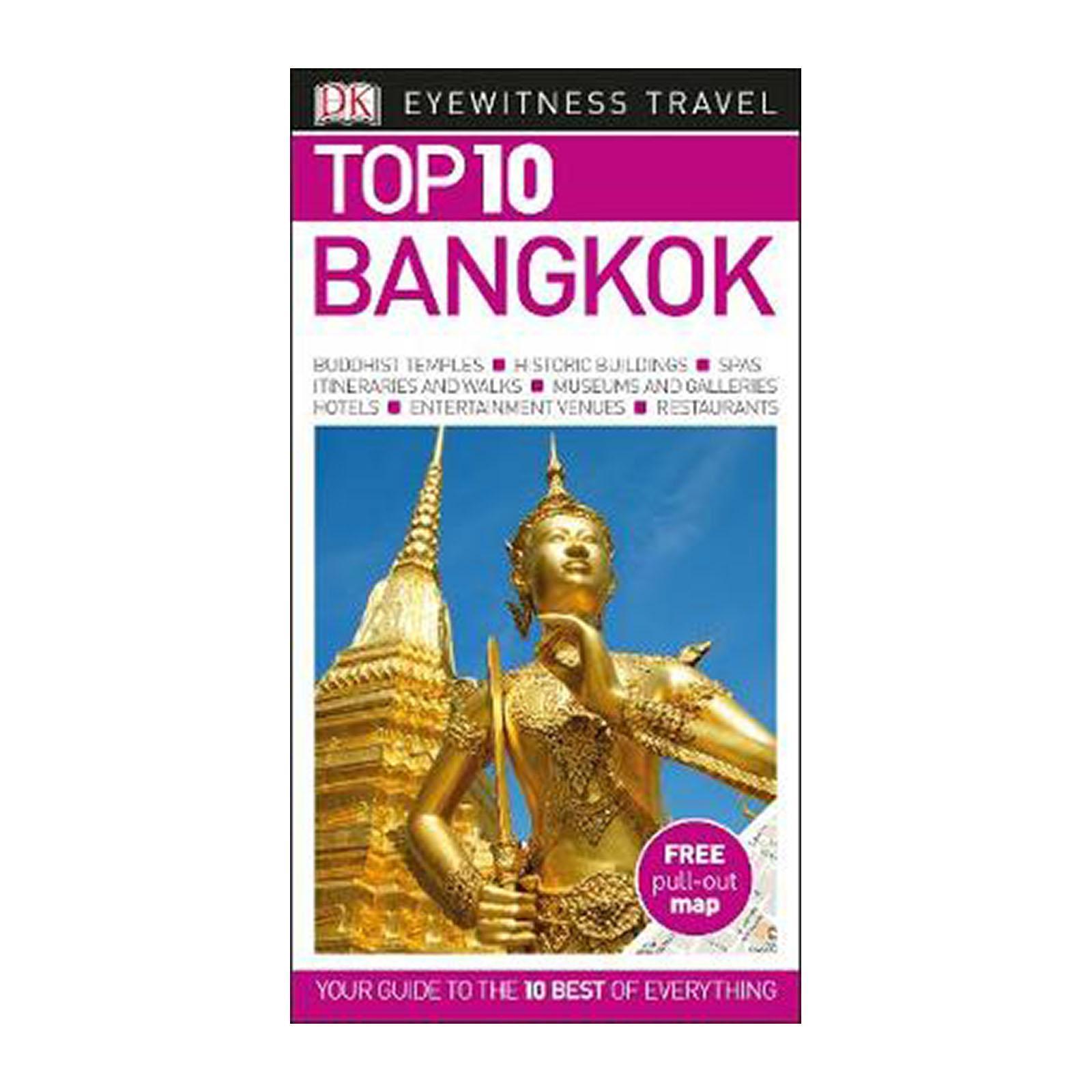 Top 10 Bangkok (Paperback)