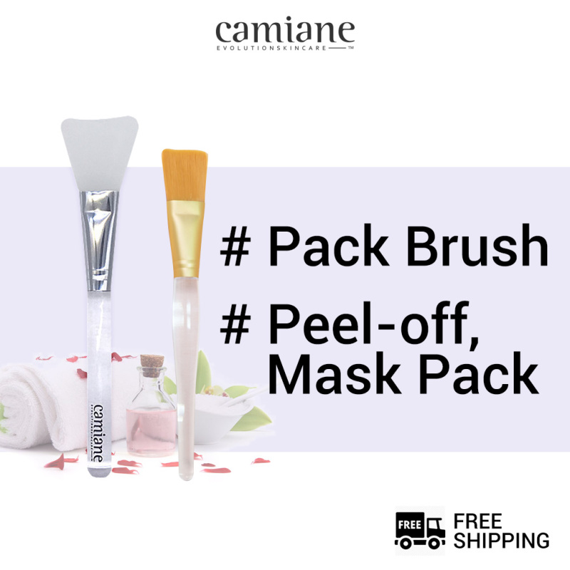 Buy [Camiane] Facial Mask Pack Brush Singapore
