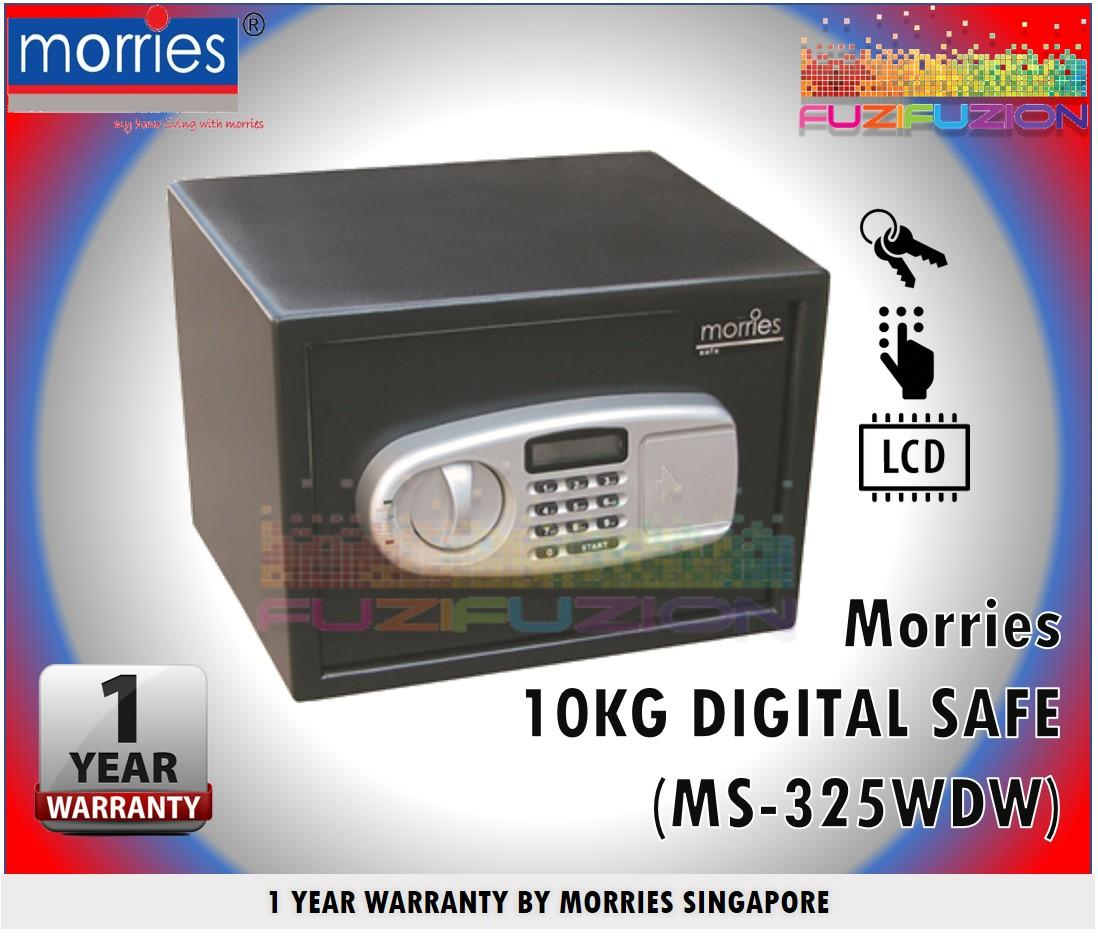 Morries MS-325WDW Electronic Digital Safe