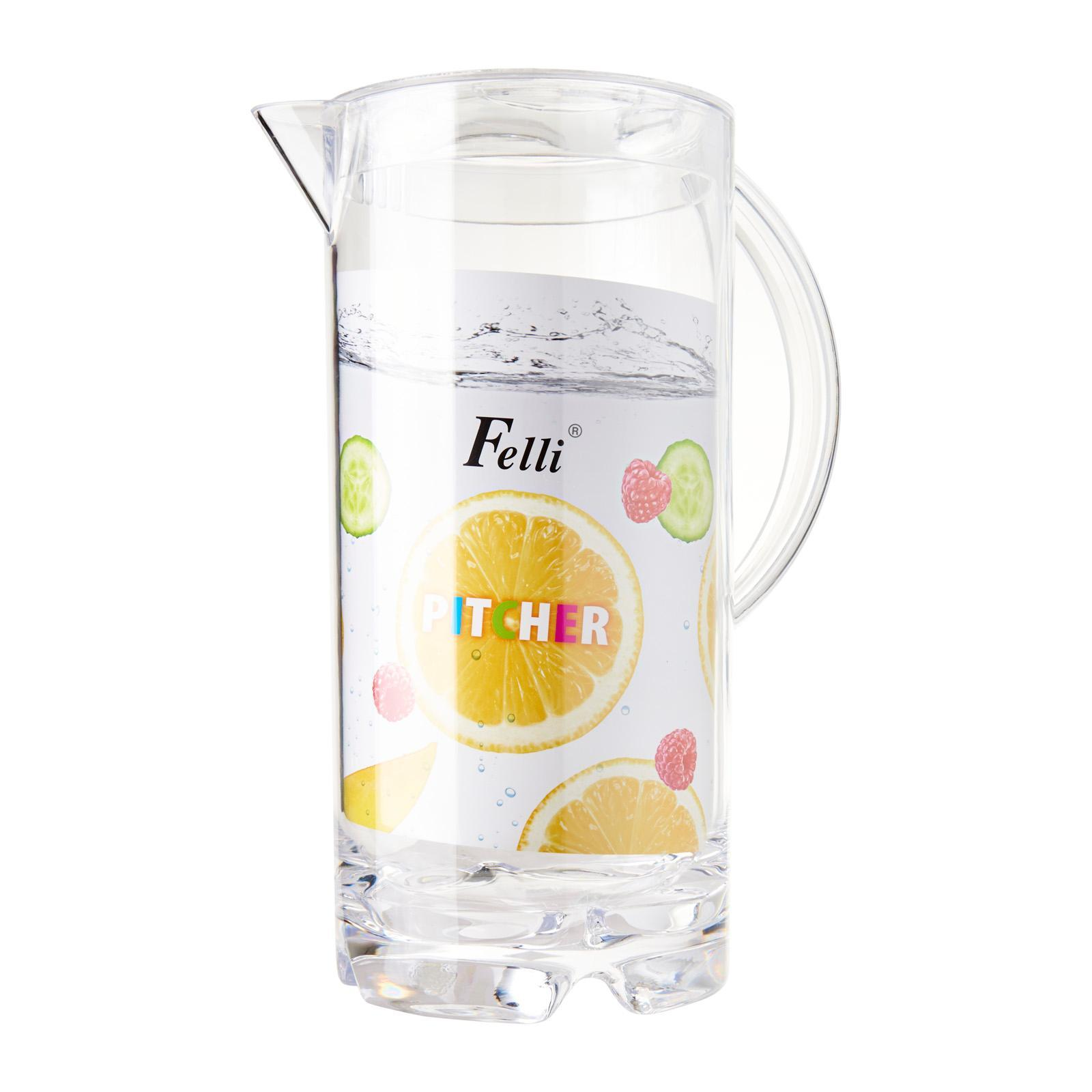 Felli Water Pitcher 2.0L