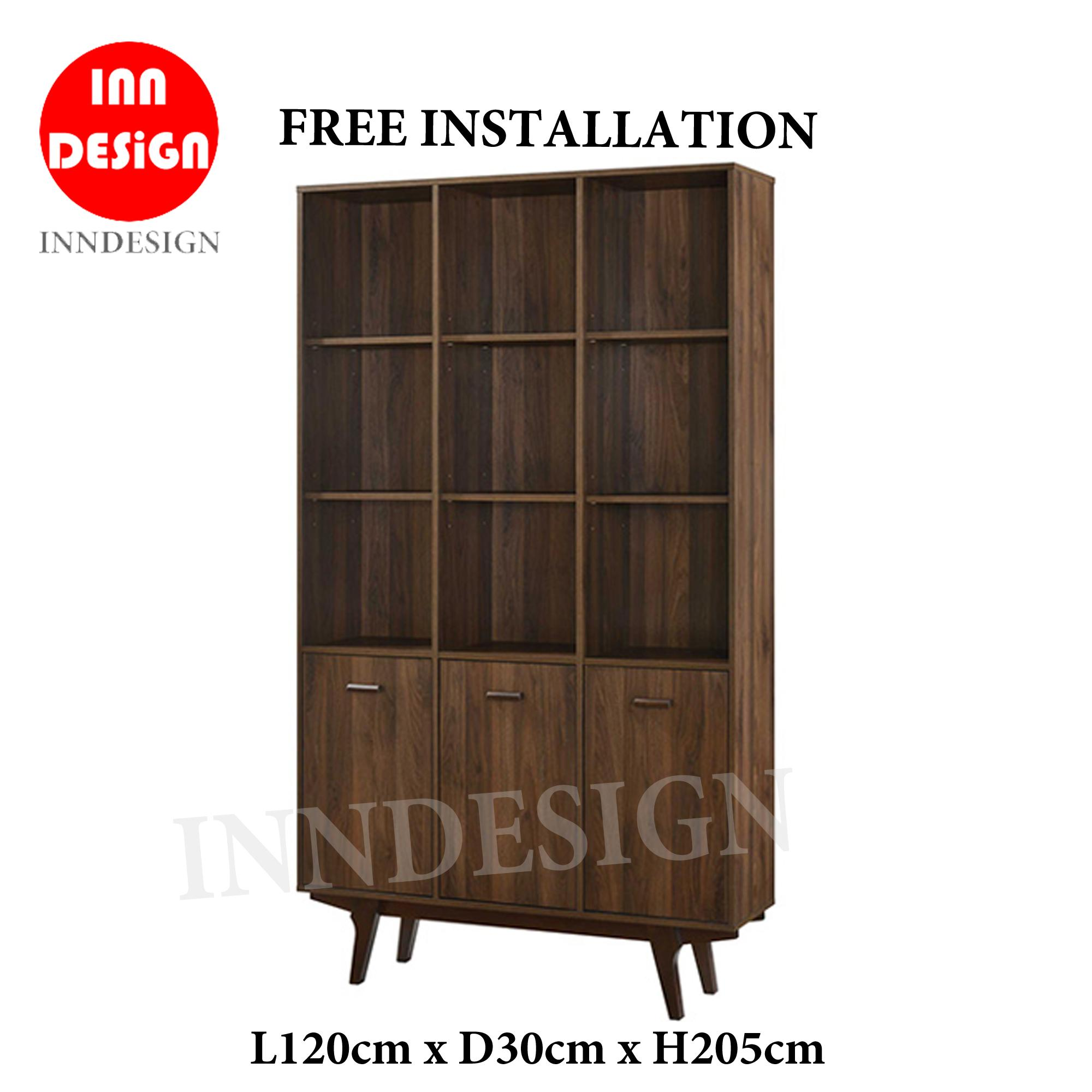 Edda II Bookshelf (Free Delivery and Installation)