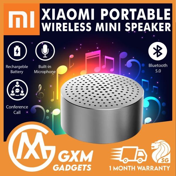 Xiaomi Mini 5.0 Bluetooth Speaker Wireless Portable Rechargeable Speaker Singapore