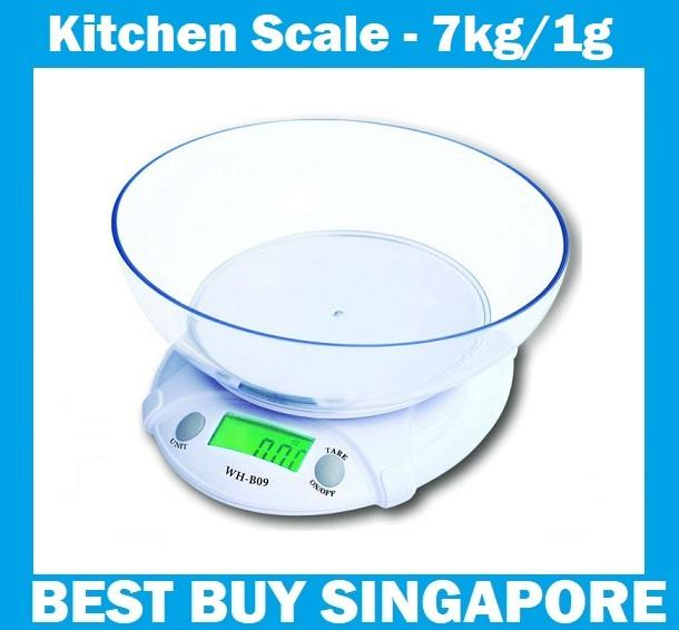 Best Buys Lcd 7 Kg Electronic Digital Kitchen Baking Weighing Scale With Bowl