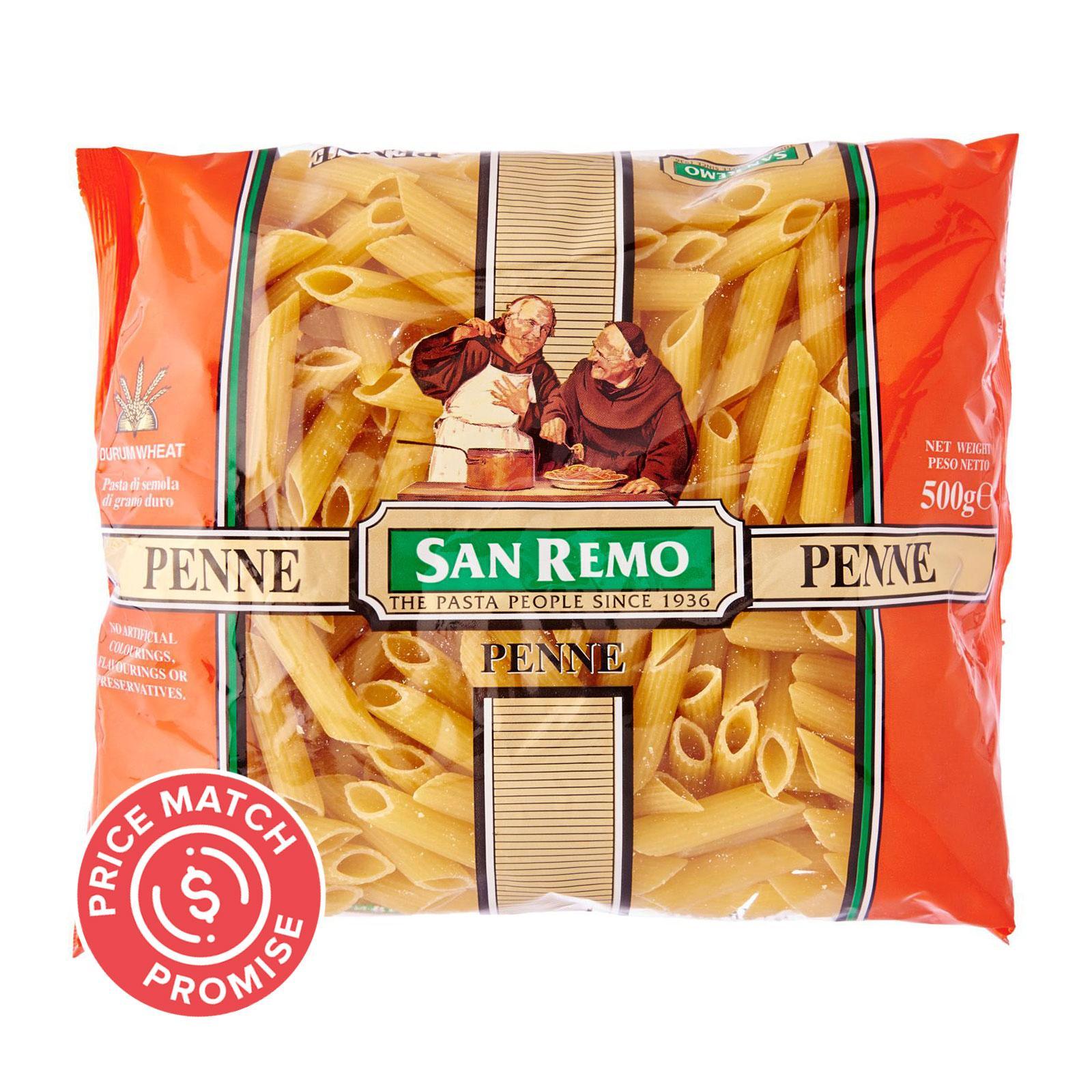 San Remo Pasta Penne No. 18