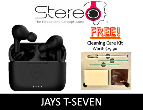 Jays t-Seven True Wireless Earphone Singapore