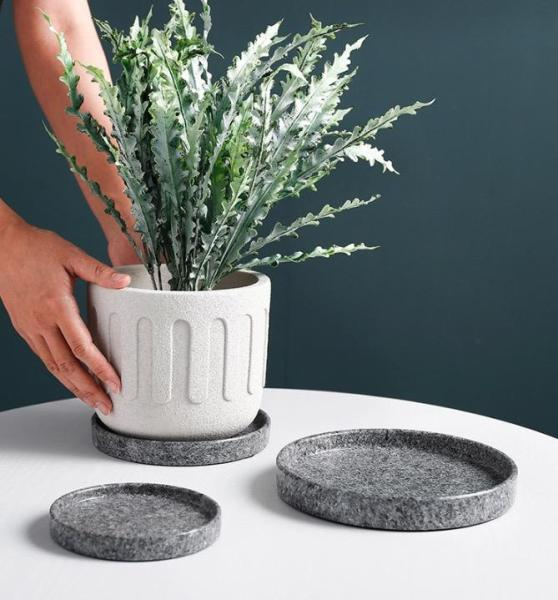 Ceramic Made Plant Pot Base / Saucer / Water Plate