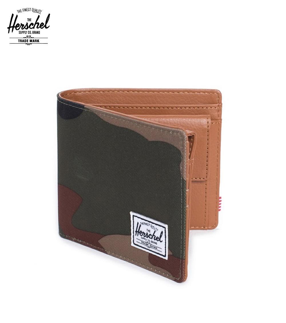 [Herschel Supply Co.]  Roy Wallet / Hank Wallet  w Bifolder / Coin Pouch