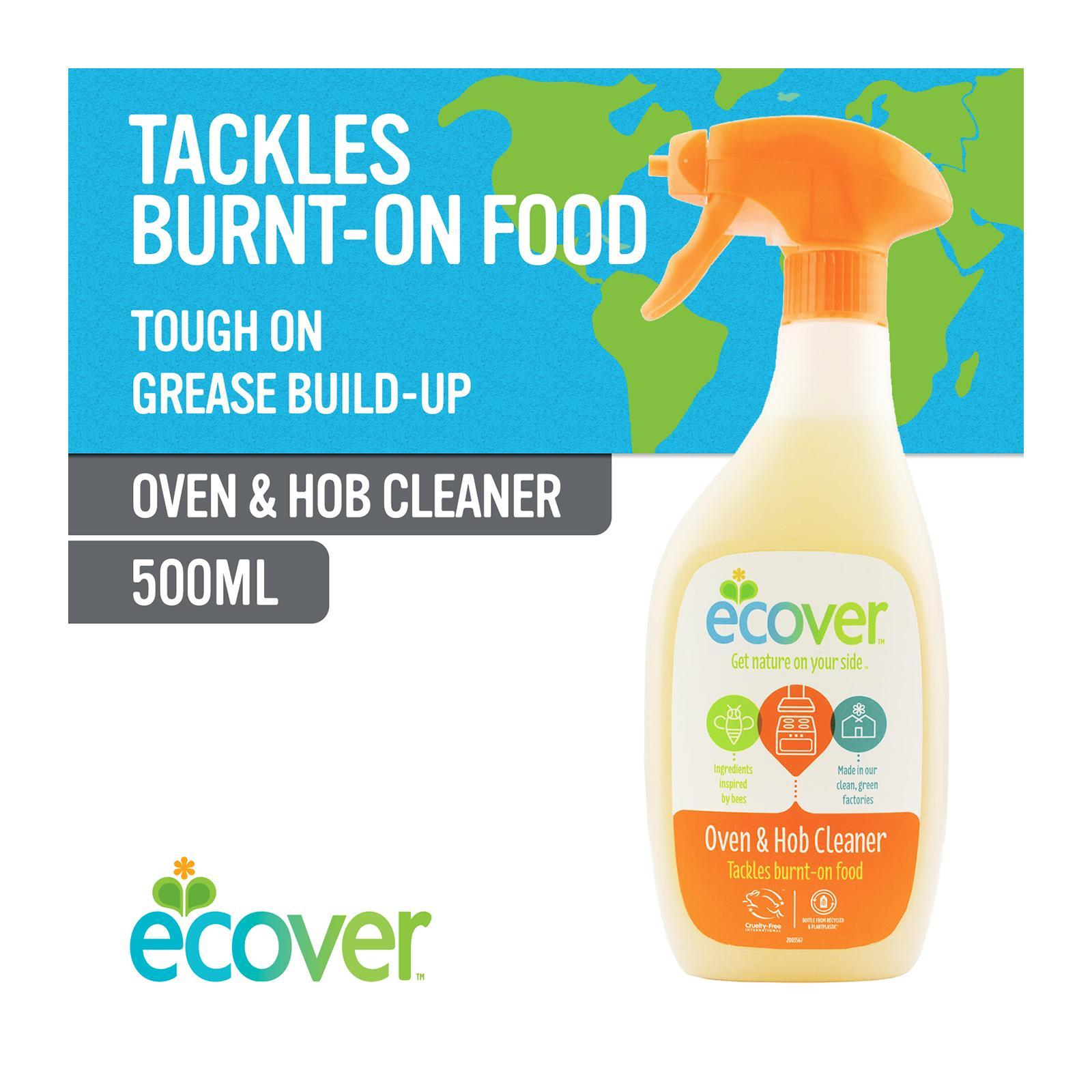 Ecover Oven and Hob Cleaner Spray - By Corlison