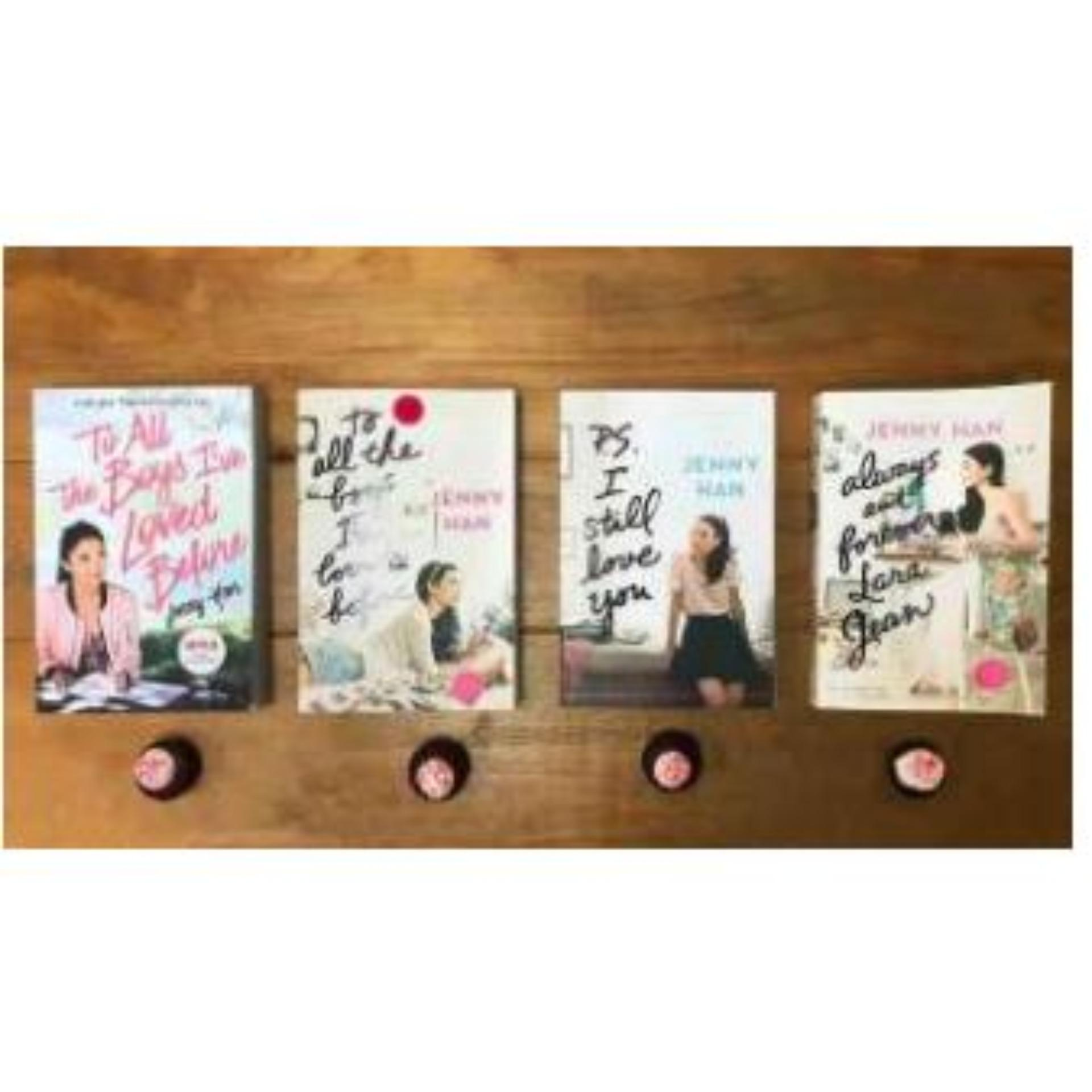 To all the boys Ive loved before trilogy ebook