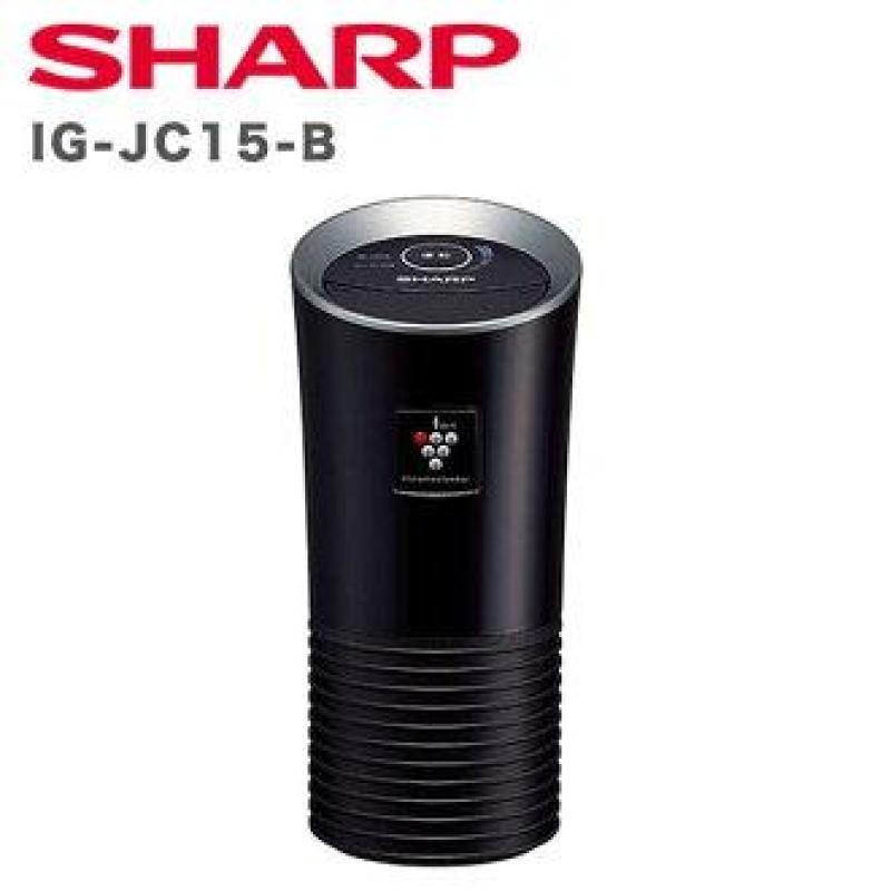Sharp The plasma cluster ion generatrix IG-JC15-B air cleaner for car (Black OR White) Singapore