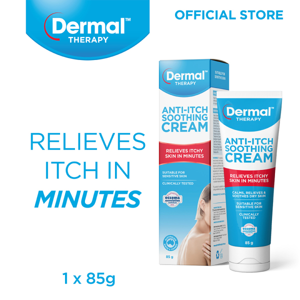 Buy Dermal Therapy Anti Itch Soothing Cream 85g Singapore