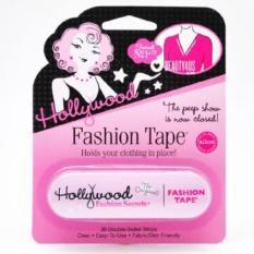 36 Strips Per Tin Hollywood Fashion Secrets Double Stick Fashion Tape Strips Review
