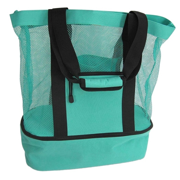Stylish Picnic Bag Outdoor Travel Food Organizer Multi-Function Picnic Beach Camping Insulation Bag Ice Bag Lunch Bags
