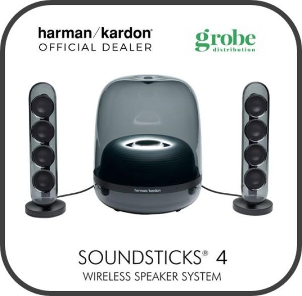 Harman Kardon Soundsticks 4 Bluetooth Speaker System Unbeatable Price Singapore