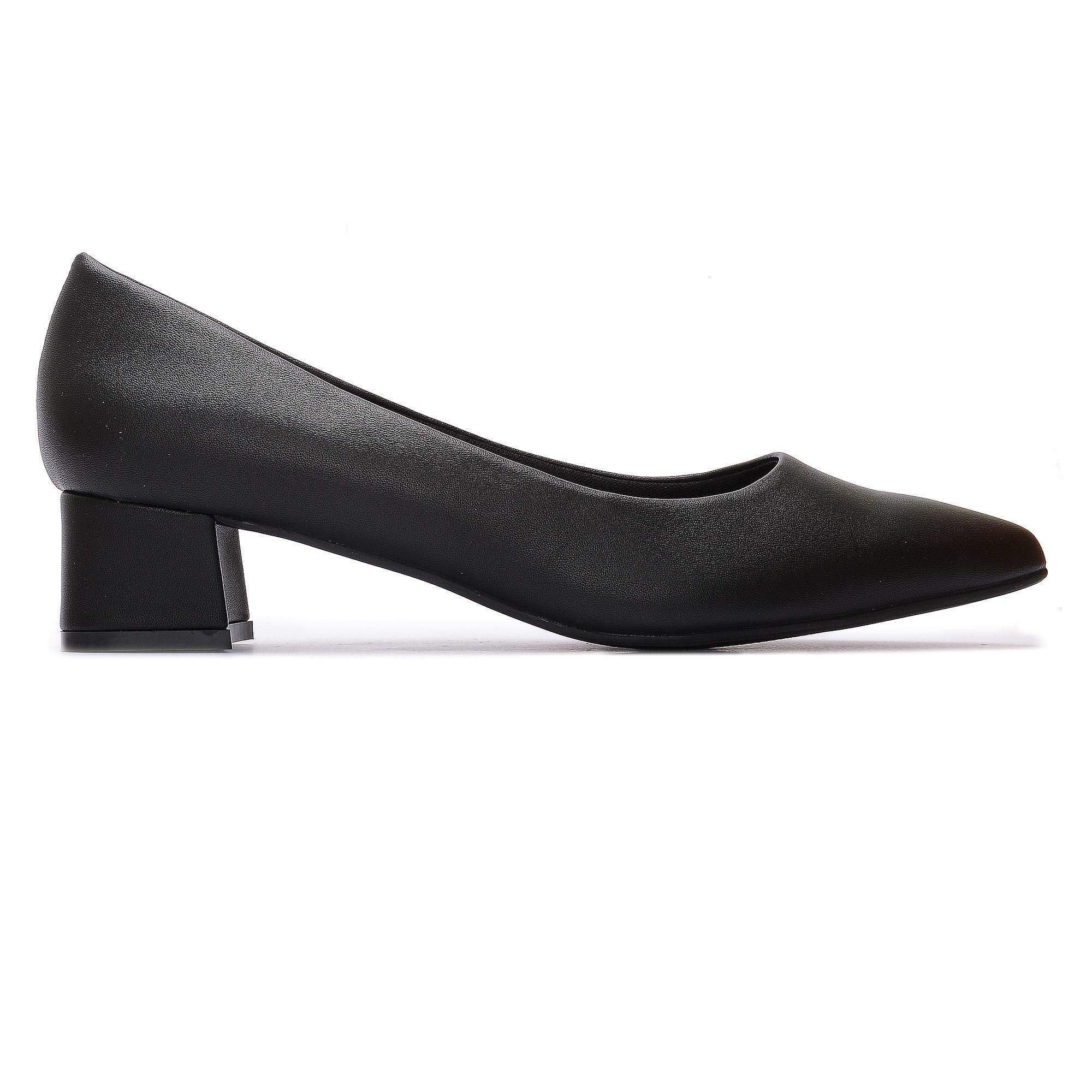 Bata Ladies Blocked Heels 6116115 By Bata.