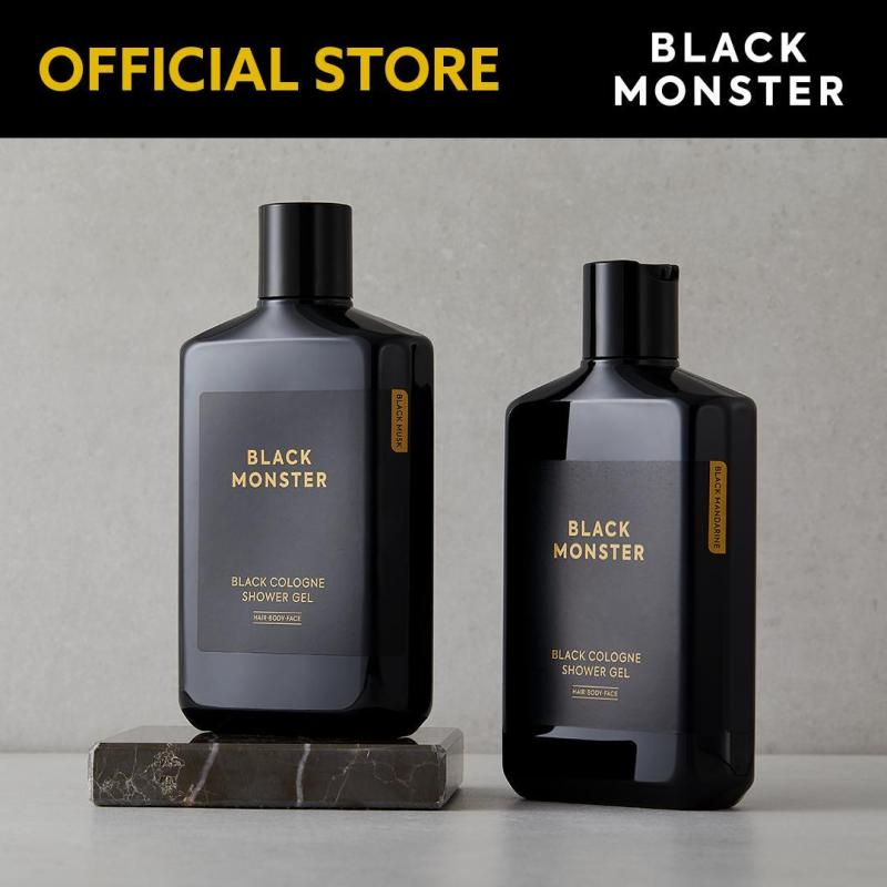 Buy (Black Monster Official) Black Cologne Shower Gel Singapore