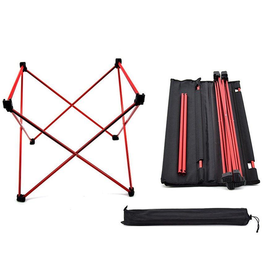 ANEXT Outdoor Cloth Desktop Folding Table Portable Camping Camping Table Stall Table Outdoor Aluminum Picnic Tablecloth