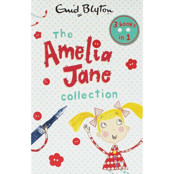 Enid Blyton : The Amelia Jane collection 3 books in 1