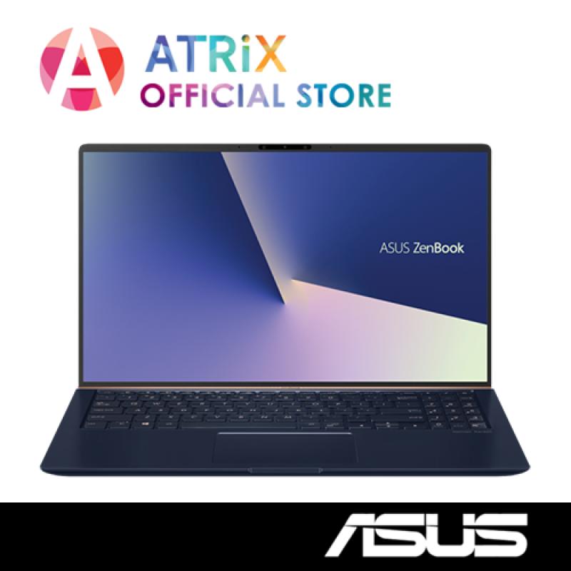 ASUS Zenbook UX533FTC-A8172T(WiFi 6) | 15.6 FHD | i7-10510U | 16GB RAM | 512GB PCIe SSD | GTX1650-4GB | 2Yr ASUS International Warranty | Ready Stock,Ship Today