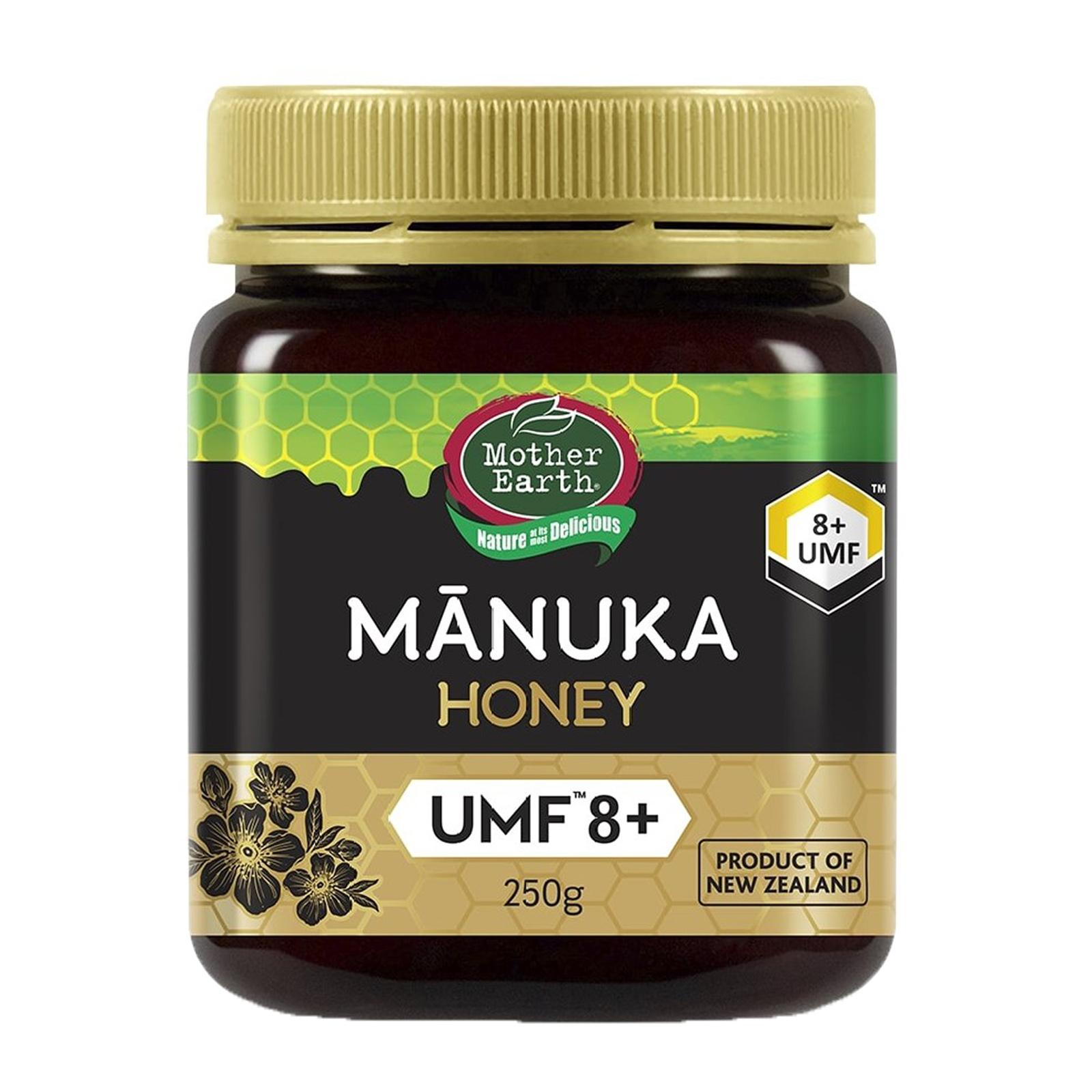 Mother Earth Manuka Honey UMF8+ - by Optimo Foods