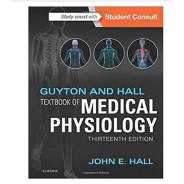 13th edition of Guyton and Hall Textbook of Medical Physiology ebook