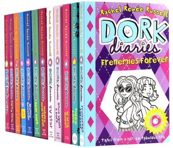 [SG READY STOCK] [12 BOOKS] DORK DIARIES