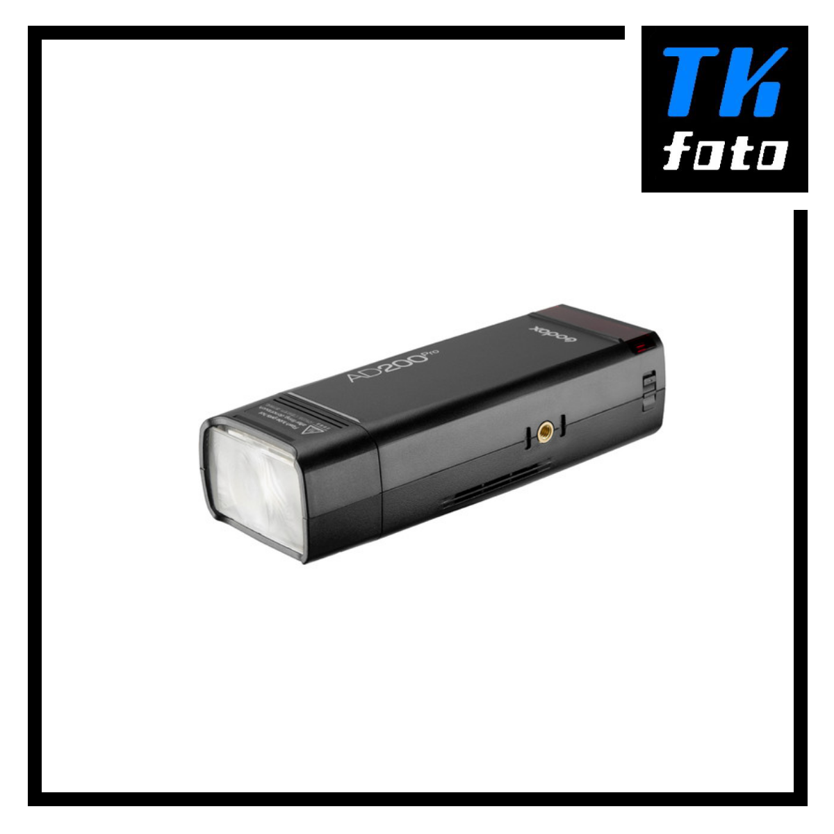 Godox Ad200pro Pocket Flash.