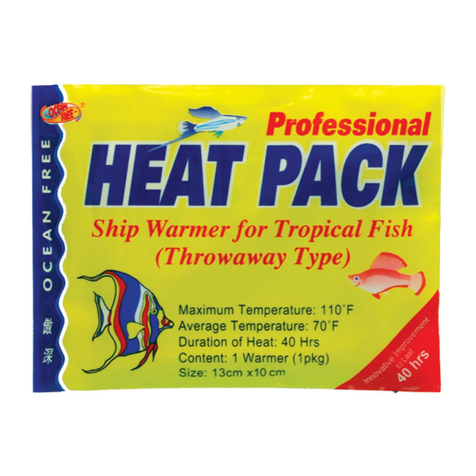 OF Heat Pack 40 Hour