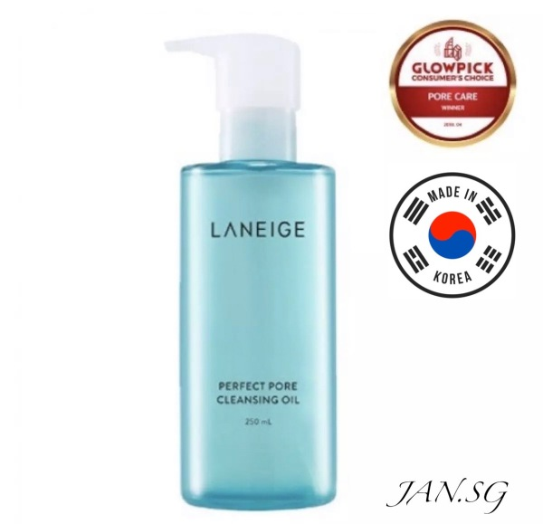 Buy *LATEST STOCKS EXPIRY 2022* Laneige Perfect Pore Cleansing Oil 250ml *new packaging* Singapore