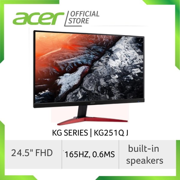 [LATEST] Acer KG251Q J 24.5-Inch Full HD Gaming Monitor with 165HZ refresh rate