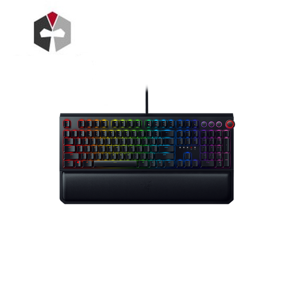 Razer BlackWidow Elite - Mechanical Gaming Keyboard (Yellow/Green/Orange Switch) Singapore