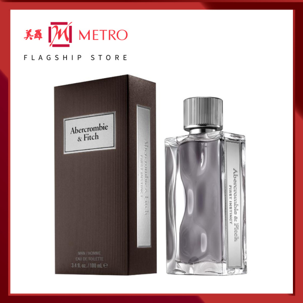 Buy Abercrombie & Fitch First Instinct (Men) EDT Singapore
