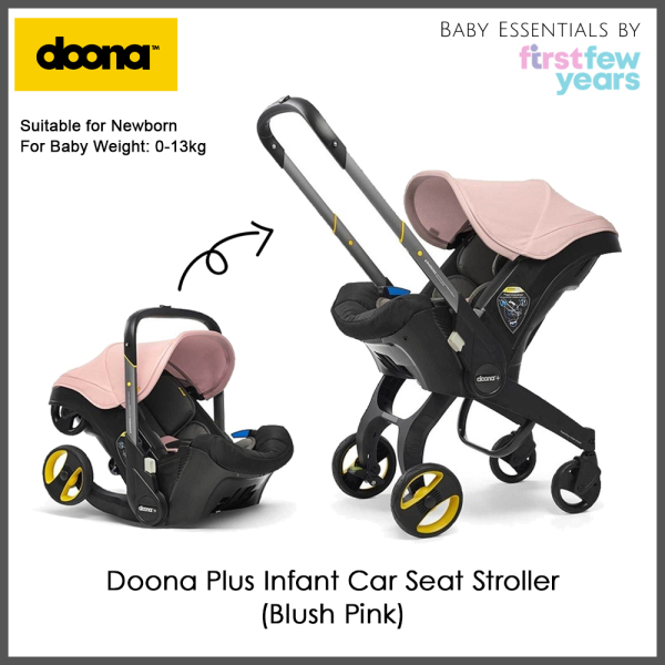 Doona+ Plus Infant Car Seat Stroller - by First Few Years Singapore
