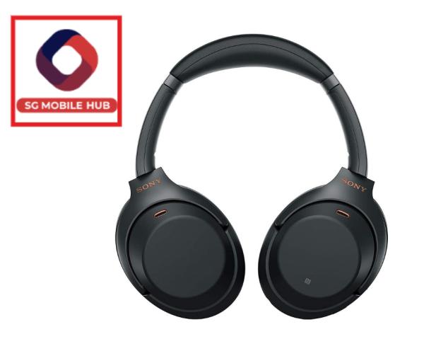 Sony WH-1000XM3 Wireless Noise-Canceling Headphones Black Singapore