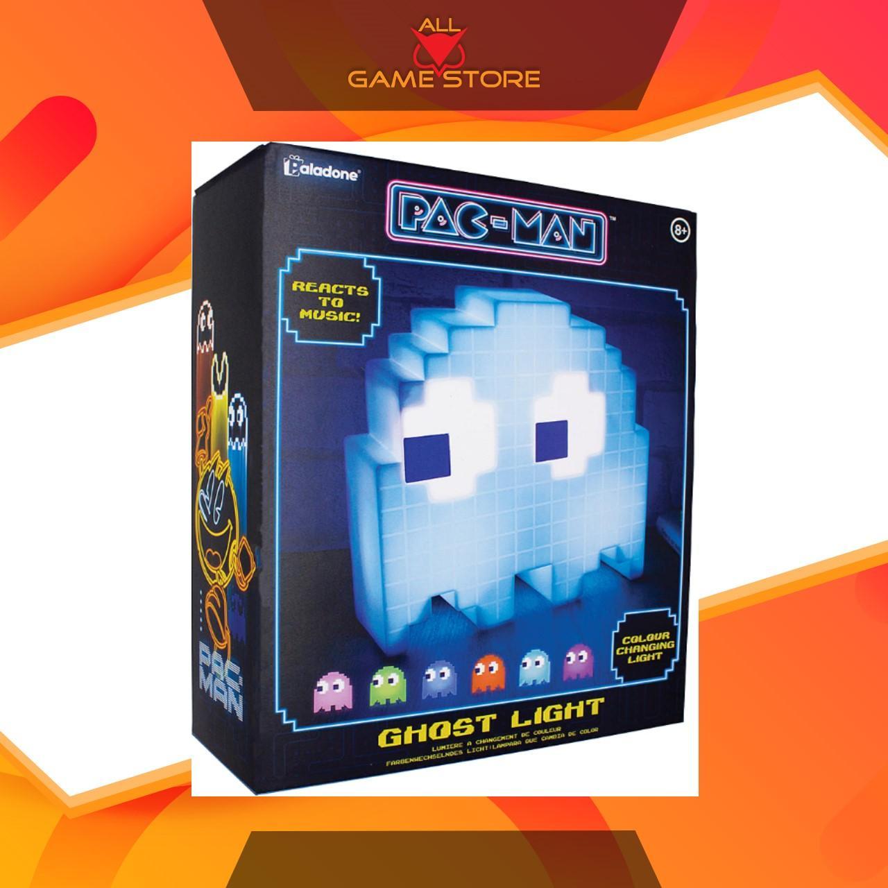 Paladone Pac-Man Ghost Light V2 Blue 20cm (PP4336PM)