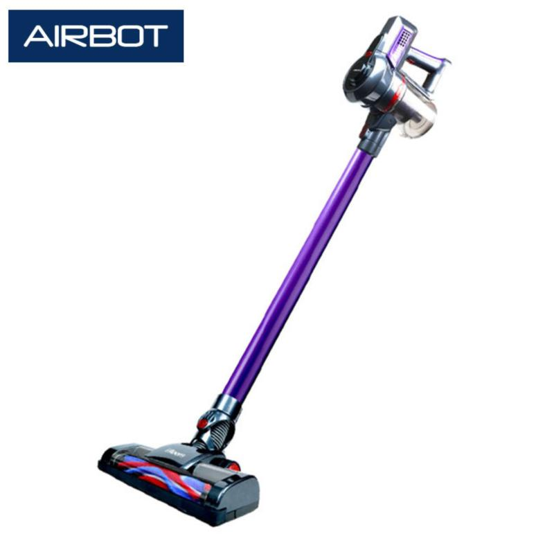 Airbot iRoom Fluffy Cordless Vacuum Cleaner Dual Mode Handheld for Floor Car Carpet Sofa Mattress Curtain Keyboard( 6 Months Official Warranty ) Singapore