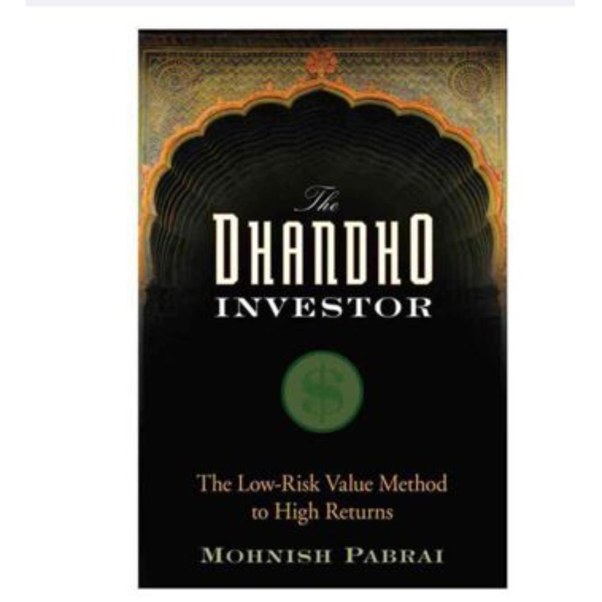 Dhandho investor Mohnish Pabrai ebook