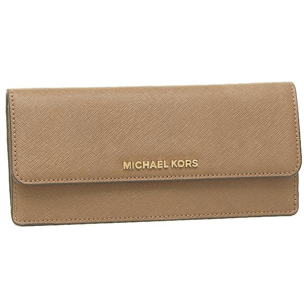 bcb057501ea2 NEW ARRIVAL Michael Kors Jet Set Travel Flat Wallet