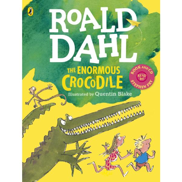 [Roald Dahl] The Enormous Crocodile (Book and CD)