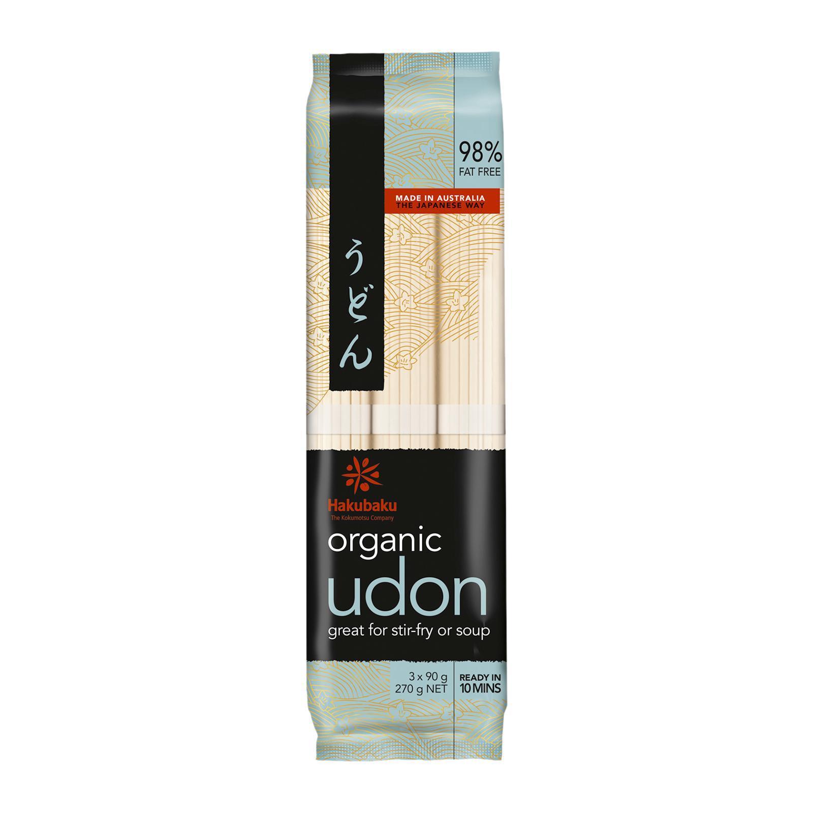Hakubaku Organic Udon